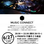 MUSIC CONNECT!