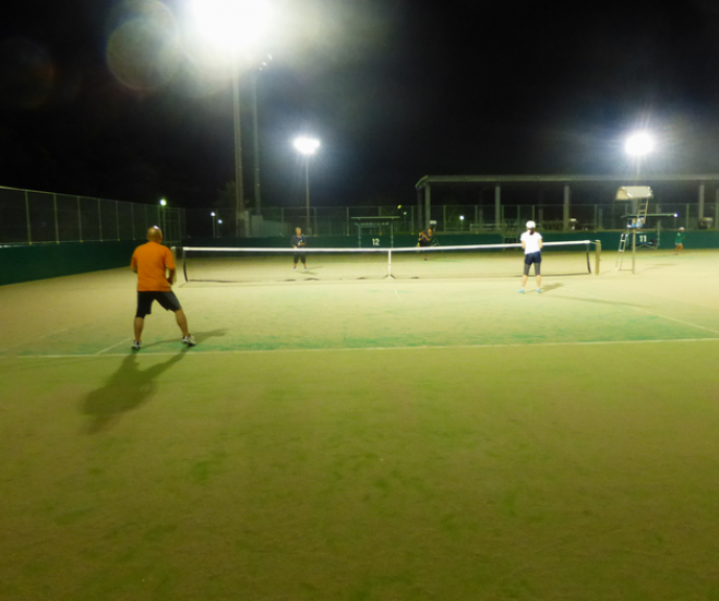 Okinawa US-Japan Friendship Tennis