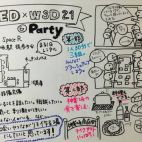 TED×WSD 21 Party