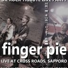 finger pie LIVE @ 札幌CROSS ROADS