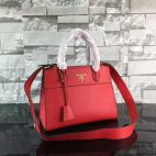 Prada 1BA102 Tote In Red